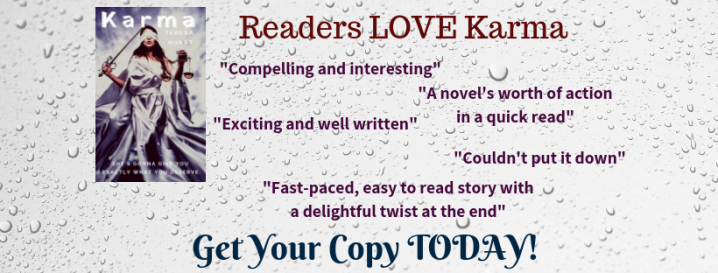 Copy of Readers LOVE Karma