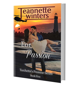 for passion paperback