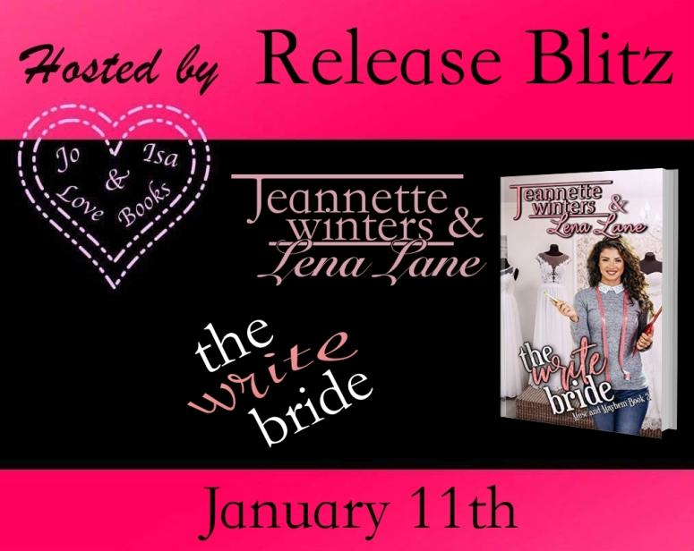hosting the write bride