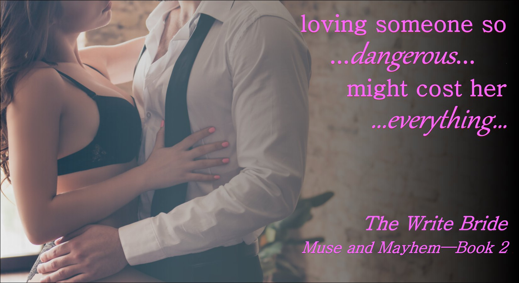 the write bride teaser