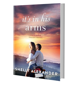 IT'S IN HIS ARMS PAPERBACK