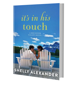 IT'S IN HIS TOUCH PAPERBACK