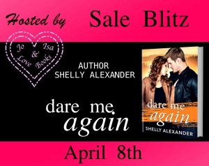 hosting DARE ME AGAIN SALE BLITZ