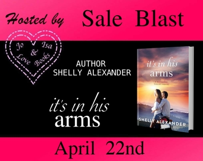 hosting it's in his arms sale blast
