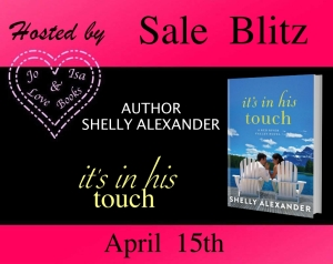 hosting IT'S IN HIS TOUCH SALE BLITZ
