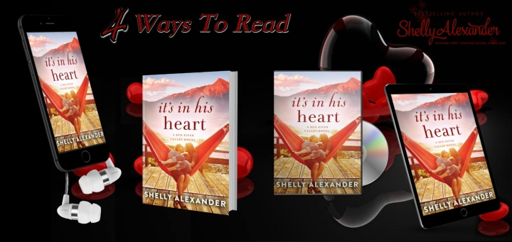 4 WAYS TO READ - IT'S IN HIS HEART