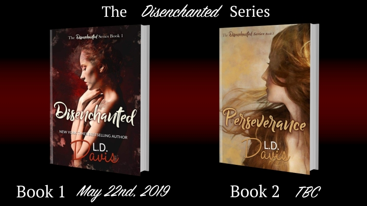 disenchanted series banner