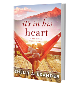 IT'S IN HIS HEART PAPERBACK