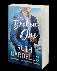 The broken one paperback