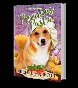 Precarious Pasta paperback