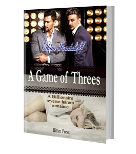 a game of threes paperback
