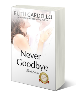 never goodbye paperback