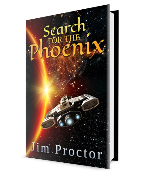 SEARCH FOR THE PHOENIX HARDBACK
