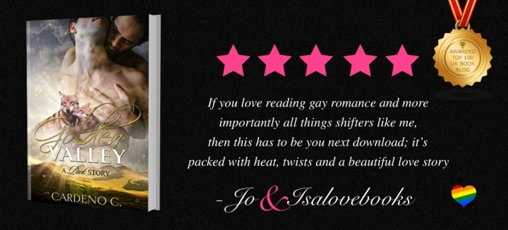 JO&ISALOVEBOOKS REVIEW GOLDEN VALLEY