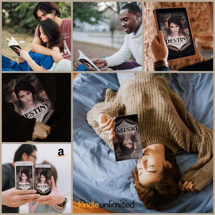 destiny readers KU
