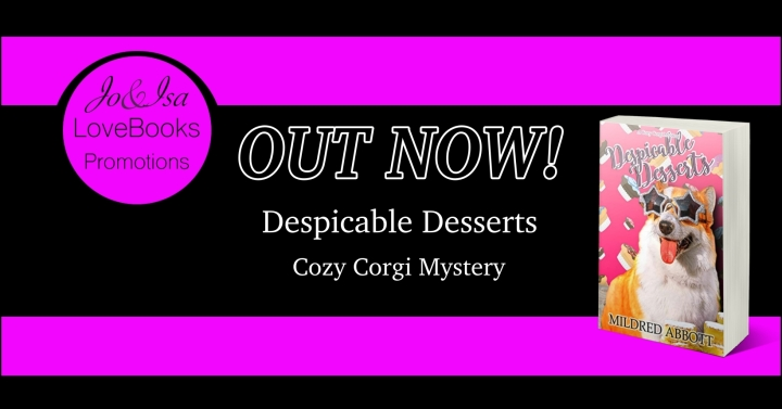 DESPICABLE DESSERTS OUT NOW