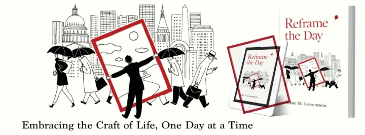 REFRAME THE DAY BANNER